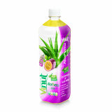 1,5L Big Bottled Aloe Vera Premium Drink with Passion juice