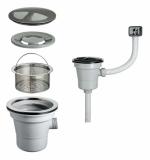 Kitchen sink drain - Large size drain PU-001