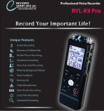 Professional Digital Voice Recorder