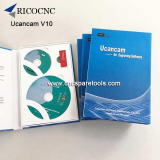 Ucancam V10 Standard Version CNC Router Engraving Software