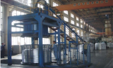 Aluminum Rod Continuous Casting and Rolling Production Line (SH 1600/9.5(12, 15) -255/15 (13, 11))