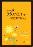 SNP HONEY_PROPOLIS BRIGHTENING MASK