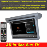 Smart Bus monitor- All in One-15inch