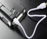 Hot wire Splice a lighter phone case