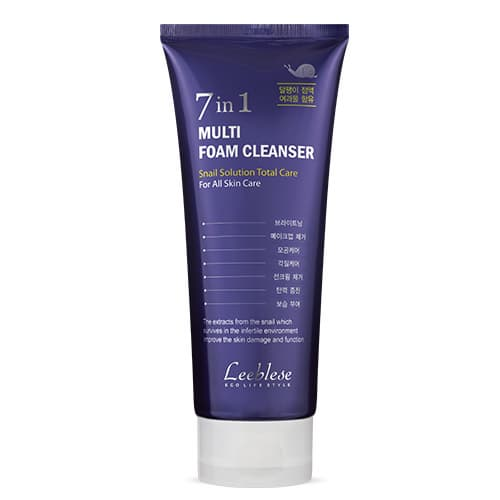 Leeblese Multi Foam Cleanser