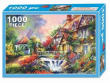 JIGSAWS PUZZLE 1000pcs