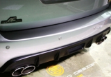 -KIA- New Carens- Rear Diffuser