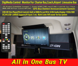 Smart Bus Monitor 32 inch Celling Type