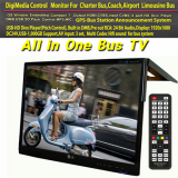 SMART BUS TV 24 INCH-AILL IN ONE-BUS MONITOR