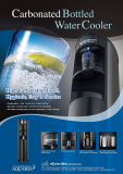 Carbonated Bottled water cooler for Sparkling _ YC_B1C