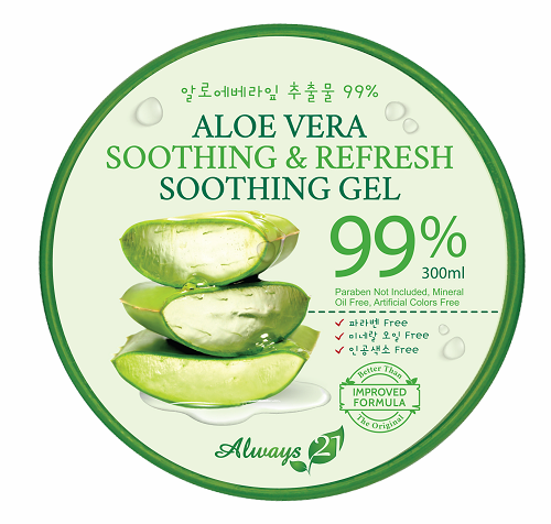 _A2120006_ALOE SOOTHING GEL SKINCARE   BODYCARE