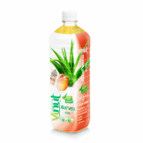 1,5L Big Bottled Aloe Vera Premium Drink with Peach juice