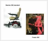 6-Wheel Wheelchair MAMBO-366 (FREELZ-366)