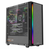 SHARKHAN_ Mid Tower PC Case X500