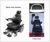4-wheel Wheelchair Belmo-Arazi (FREELZ-Arazi)