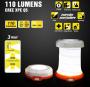 Rechargeable/Foldable LED Flashlight/Lantern