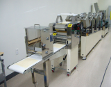 Noodle manufacturing machinery