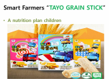 TAYO GRAIN STICK BAR
