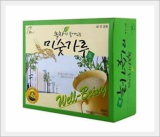 Grain Powder with Green Tea