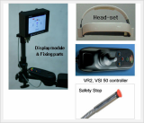 Supports Any Wheelchair Using (PG VR2, VSI-50)