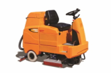 Industrial Scrubber & Sweeper