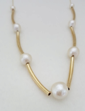 Fashion jewelry_ Fashion accessories_ pearl neckwear_ neck