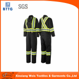 nfpa70e fr coverall safety clothing with reflective strip