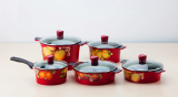Monach Decal Printing ceramic coating pot series _cookware_