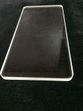 Rectangle Quartz Glass Plates with 4 Round Corners