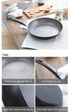Aluminum Diecasting Frypan with Induction _ Inoble coat