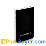 Charged - Portable Battery Bank (13, 800mAh, 2 USB Ports)