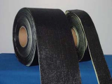 Cold applied tape coating material