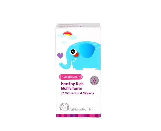 Combizyme Healthy Kids Multivitamin
