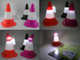 Kids Mini Traffic cone Color Changing LED Lamp