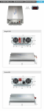 DC to AC pure sine wave inverter 2KW