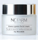 Korea cypress facial cream