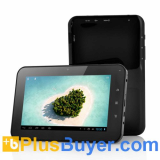 Reef - 7 Inch Capacitive Screen Android 4.1 Tablet PC (1GHz CPU, 512MB RAM, 4GB)