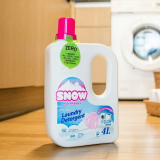 _Snow_ Eco_friendly Liquid Laundry Detergent 4L