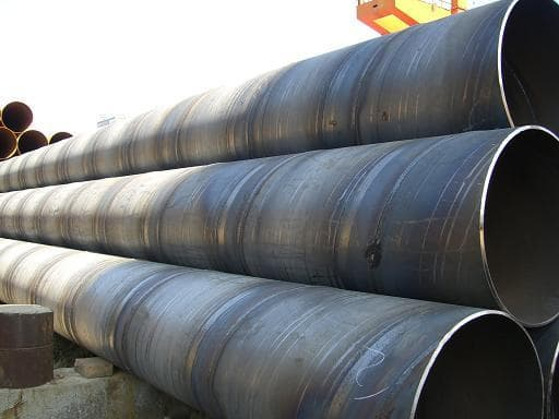 Api l psl spiral line pipe for oil and natural gas
