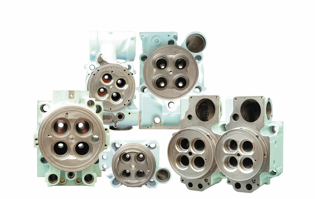CYLINDER HEAD diesel engine parts   tradekorea