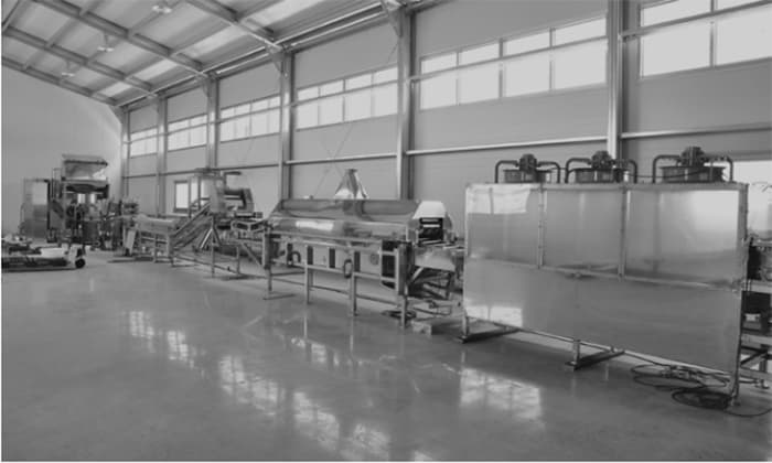 Instant Noodle manufacturing machinery