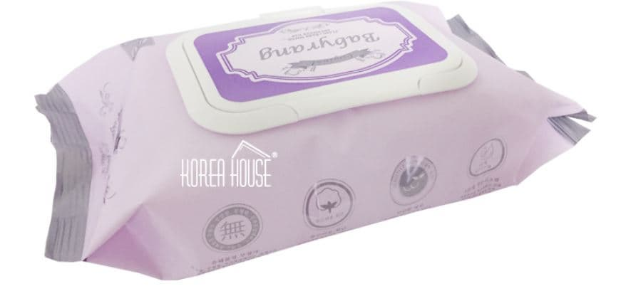 Babyrang wet wipes
