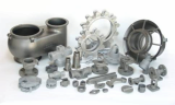 Investment casting,lost wax casting, valve part,