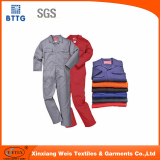 EN11611 Modacrylic_cotton Fire Proof Clothing Workwear