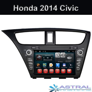 Integrated Navigation System Receiver Supplier_Honda Accord