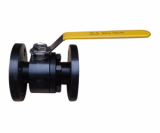 Forged flanged_threaded floating ball valve
