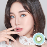 Toric color contact lenses