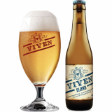 Belgian Beer _ Viven Blond 24x33cl One Way