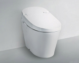Bidet integrated toilet _SMARTLET 800_