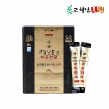 Red ginseng One day One stick